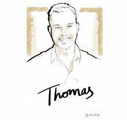 Thomas Loch Portrait